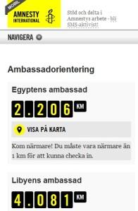 ambassadorientering